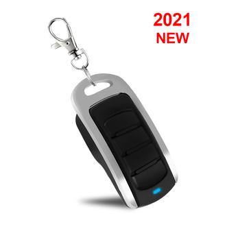 433mhz Remote Control Multi Frequency Duplicate 287mhz to 868mhz 4 Channel Command Handzender Garage Door Opener Gate Key Fob