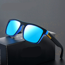 2019 new square polarized men's sunglasses classic luxury br