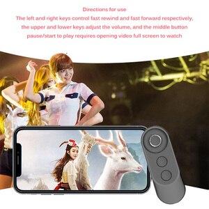 Image 5 - Беспроводной Bluetooth пульт дистанционного управления камерой, для смартфонов, фотографии, Селфи, Bluetooth, ручной пульт дистанционного управления камерой