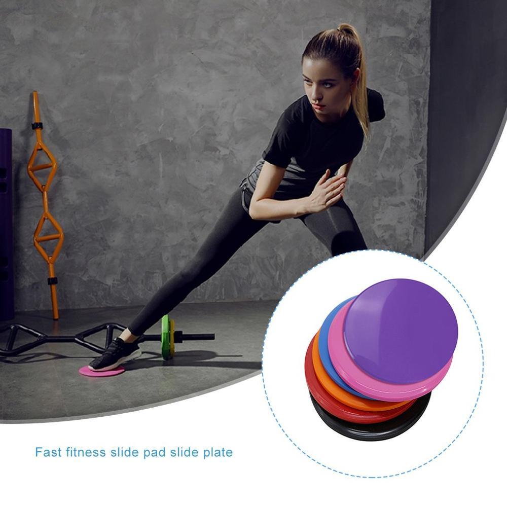 Outdoor Fitness Equipment Sliders Dual Sided Use On Carpet Or Hardwood Floors Abdominal Exercise Disks Sliding Fitness Disc Mat