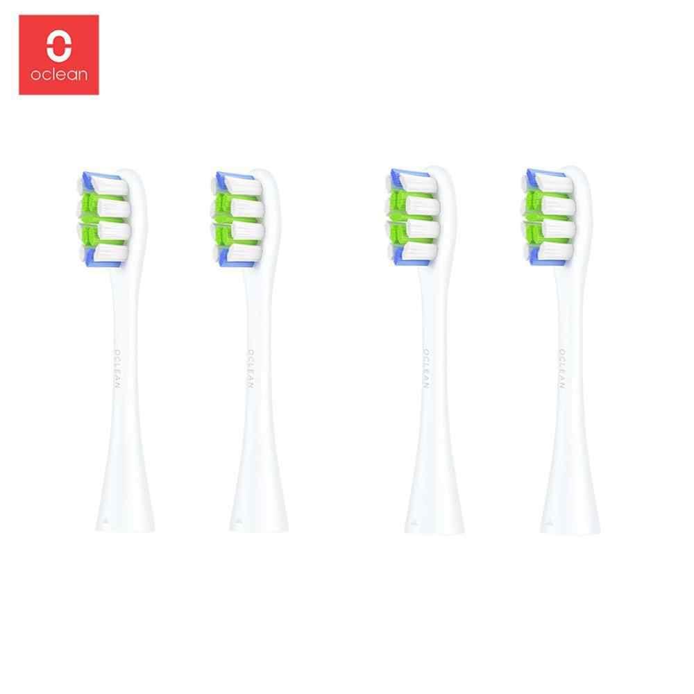 Oclean 2 szt. Wymienne główki do szczoteczki elektrycznej Oclean Z1 One / SE / Air / X automatyczna soniczna szczoteczka do zębów wysokiej jakości