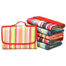 Camping Picnic Blanket Folding Hiking Outdoor Waterproof Portable H278 Widened Multiplayer