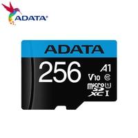 Scheda di memoria ADATA 32GB 16GB 64GB 256GB 128 GB classe 10 Flash Card U1 Micro SD Card 32g 64G 128 GB TF Card per Smartphone