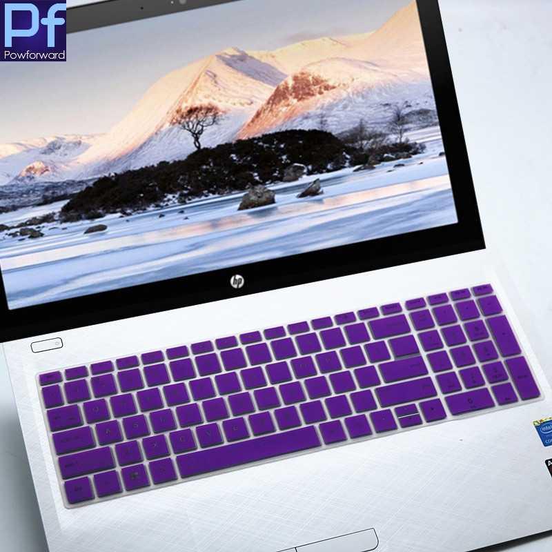 15 15.6 インチノートパソコンのキーボードカバープロテクター Hp 羨望 X360 15-bd001TX パビリオン 15-CB073TX/CB075TX
