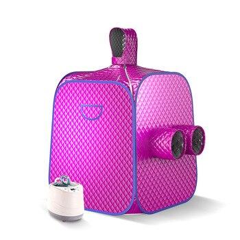 Sauna Generator steamer For Sauna SPA Portable Steam Sauna Home Weight loss Calories STEAM controller box bag bath Cabin