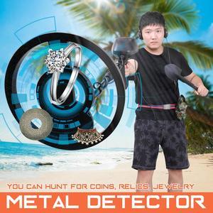 Image 4 - MD830 Portable Gold Underground Metal Detector High Sensitivity Digger Treasure Hunter Finder Pinpointer Gold Detector