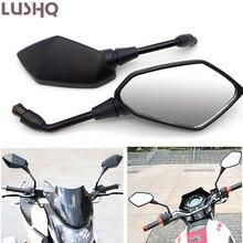 Motocykl lustro dla HONDA SH 300 BIZ 125 FMX 650 XR 150 CBR 600 RR CB600 HORNET CB1300 CB500X Retroviseur Moto akcesoria