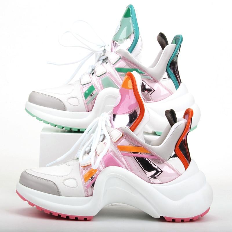 2020 Hugely Popular Platform Sneakers