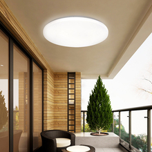 Ultra Thin LED Ceiling Light round Lights Lighting Fixture Waterproof Hallway Aisle Home Balcony Modern Lamp Living Room Bedroom