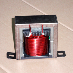 High-power Shut Off the Inductance EE85Magnetic Core Transformer Pure Copper Enamelled Wire with Fixed Trestle