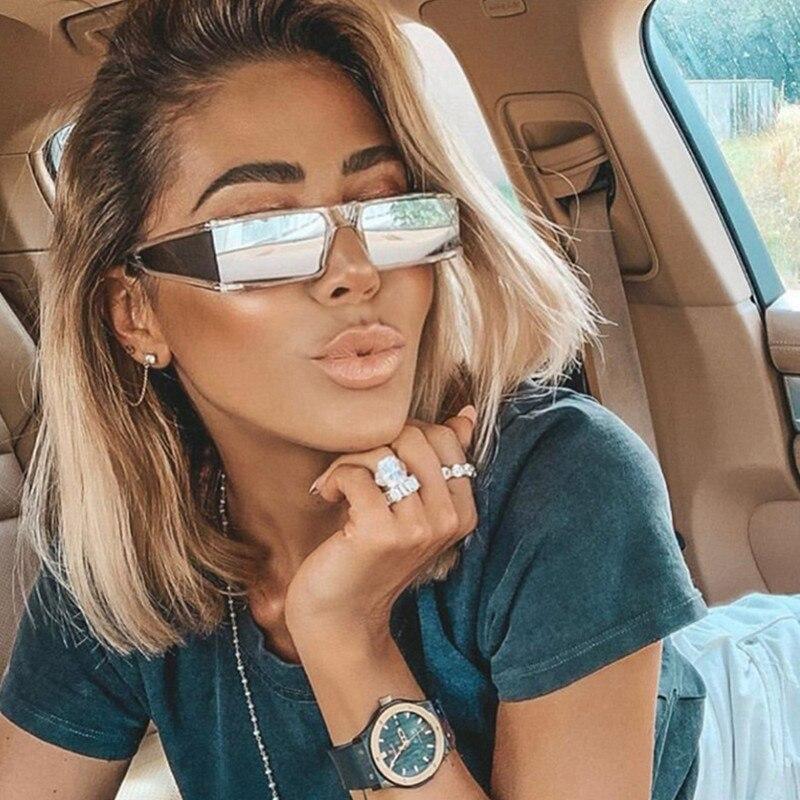 EASTWAY New Arrival 2019 Plastic Steampunk Women Sunglasses Men Retro Gothic Hip Hop Sunglasses Women Gafas De Sol