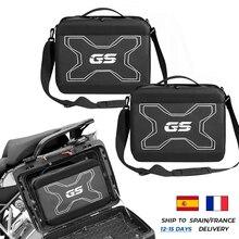 2Pcs Inner Bag for BMW R1200GS LC F750GS F850GS For BMW R 1200GS LC R1250GS Adventure ADV Tool Box Saddle Bag Vario Cases Bags