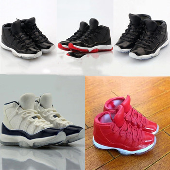Retro Men Jordan Basketball Shoes 2020 New Style Sneakers Women Breathable Non-slip Basket Chaussure