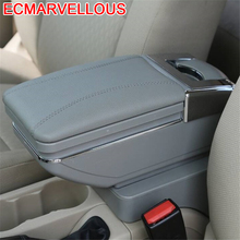 Accessory Styling Car Arm Rest Car-styling Decoration protector Decorative Parts Interior Armrest Box FOR Volkswagen Santana