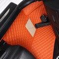 HLFNTF пользовательские автомобильные коврики для volvo Все модели c30 c70 s40 s60 s60l s80 s80l v40 v60 xc60 xc90 Автомобильные аксессуары