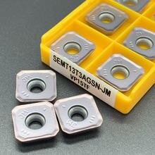 10 шт твердосплавная вставка vp15tf для резки металла токарный