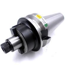 MZG BT50 FMB22 60 Portabrocas de precisión BT50 FMB22 FMB 27, portaherramientas de perforación, cenador de mecanizado, soporte de herramientas de fresado de cara métrica