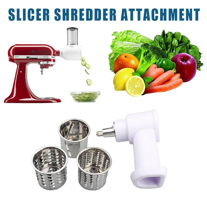 Kitchen Meat Grinders Sausage Stuffer Attachment For KitchenAid Stand Mixer Kitchen Appliances Kitchen Dining Bar Parts Steel