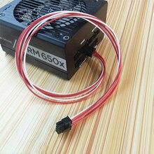Navio pirata RM650 linha de interface de cabo de alimentação do módulo CPU gráficos 46624pinSATA silicone personalizado