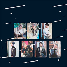 Bangtan мальчики 5TH сбор бумаги случайные фото карты плакат HDPhotocard Park Ji Min Kim Tae Hyung SUGA JK J-HOPE Lomo карты