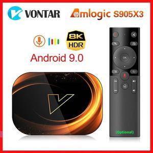 Vontar Amlogic S905X3 Android