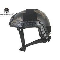 Emersongear Fast Helm MH TYP Schutzhelm Einstellbare Radfahren Klettern Outdoor Sport Airsoft Taktische Helm wargame