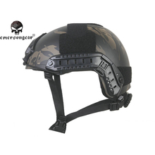 emersongear Fast Helmet MH TYPE Protective Helmet Adjustable Cycling Climbing Outdoor Sports Airsoft Tactical Helmet wargame цена