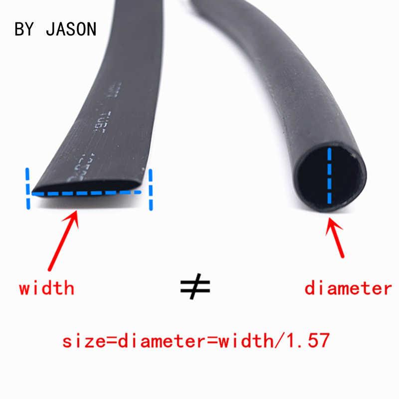 接着剤で 1 メートルの熱収縮チューブ裏地 4:1 デュアル壁チューブスリーブラップワイヤーケーブルキット 4 6 8 12 ミリメートル 16 ミリメートル 20 ミリメートル 24 ミリメートル 52 ミリメートル