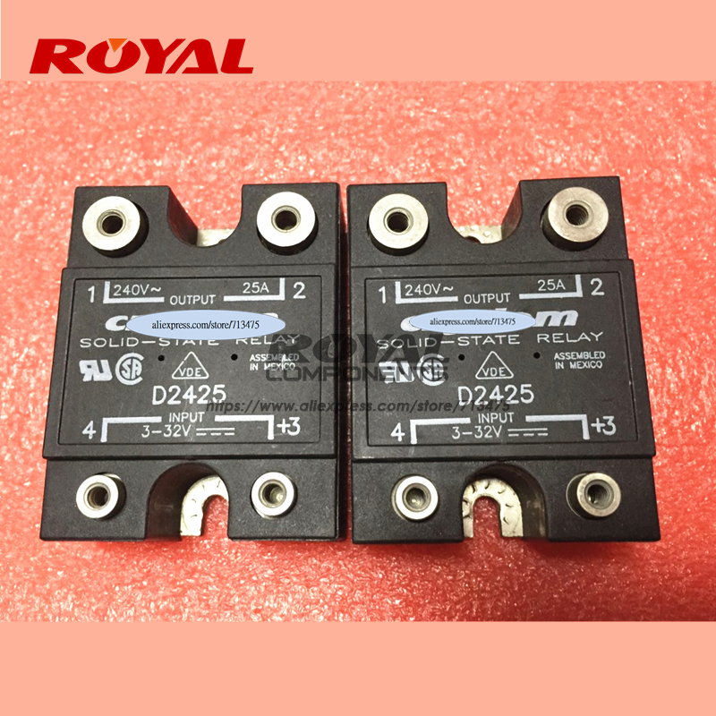 D2425 TD2425 D2425-4725 D2425-10 FREE SHIPPING NEW AND ORIGINAL RELAY