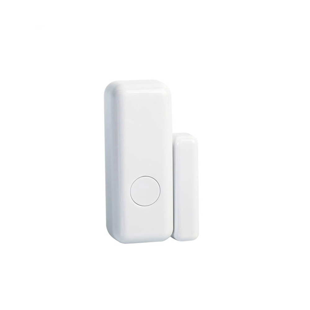 WiFi 433mhz While Wireless Smart Open Window Door Sensor To Detect Door Home Alarm App Notification Alerts