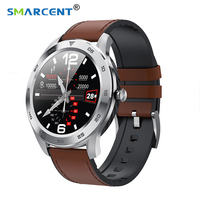 Smarcent DT98 Smartwatch fitness tracker 1.3inch IP68 Waterproof Full Touch Screen Sport Fitness Bracelet Wristband smart watch