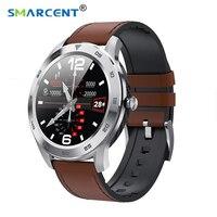 Smarcent DT98 Smartwatch fitness tracker 1.3inch IP68 Waterproof Full Touch Screen Sport Fitness Bracelet Wristband smart watch