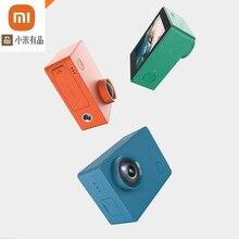 Спортивная камера Xiaomi mijia 4K SEABIRD, 2,01 миллиона пикселей, 4K/30 кадров, поддержка SDIO3.0, высокоскоростная передача, популярная смарт-камера