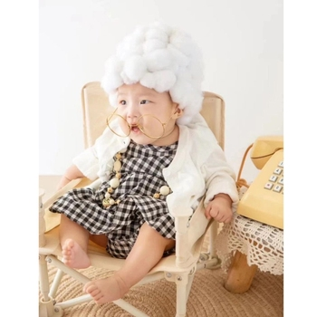 Newborn Photography Props Costume Infant Baby Girls Cosplay Grandma Clothes Photo Shooting Hat Outfits newborn photography props clothes baby boy girl photo shoot hat pants outfits infant birthday shooting clothing baby shower gift
