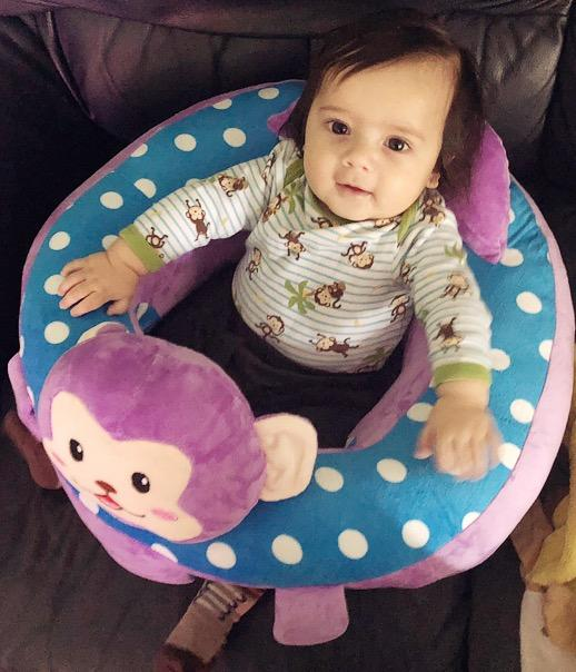 Baby Sofa Infant Support Seat Learning Sitting for Soft ...