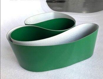1500x300x2mm green industrial transmission…