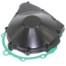 Крышка статора двигателя картера для SUZUKI GSF1200 BANDIT GSX-R1100 GSX1100 GSF 1200 GSX 1100 GSXR1100 GSXR 1100 прокладка