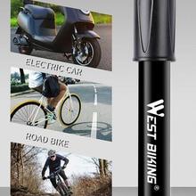 Bike-Pump Inflator Presta-Valve Roadcycling-Pump Schrader West Biking 100psi MTB Hand-Air-Pumptire
