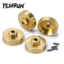 Yeahrun 4 шт/компл толщиной 5 мм сверхмощные колесные втулки