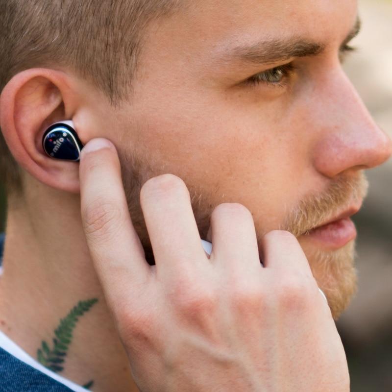 Mifo O5 Global Limits Bluetooth 5.0 Balanced Armature True Wireless Earbuds waterproof Sport Mini Bluetooth Earphone for phone