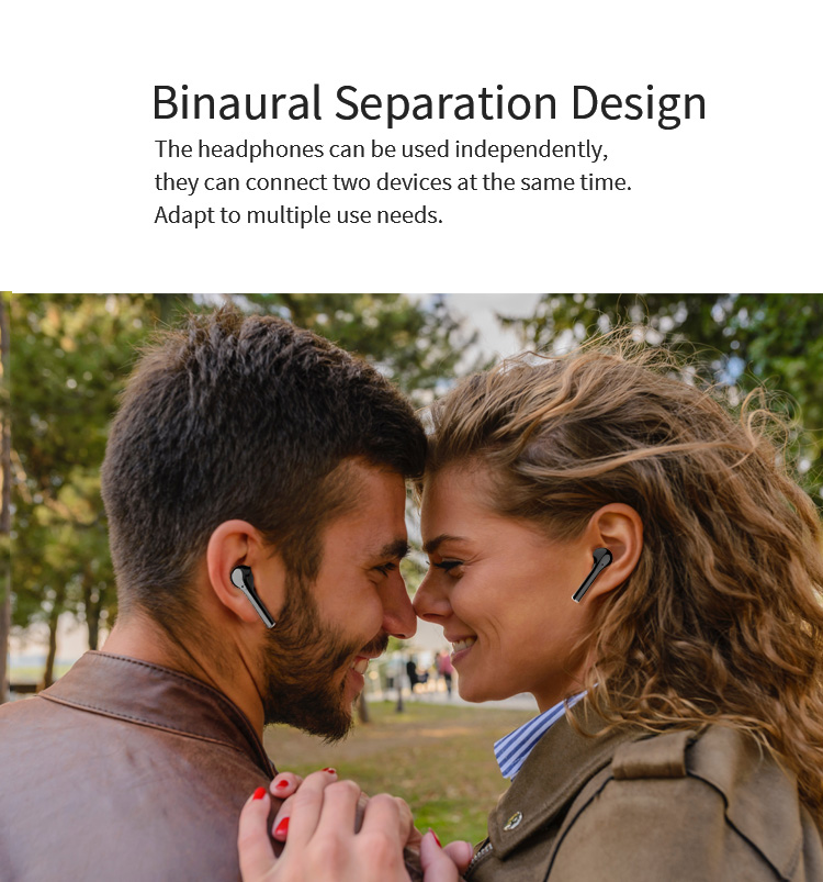 Bluetooth V5.0 Touch operate Headset TWS True Wireless Dual Earbuds Bass Sound For Huawei Xiaomi Iphone Samsung Mobile Phone Hb352f1b4b7984d9c8a567c93a96d2266Q