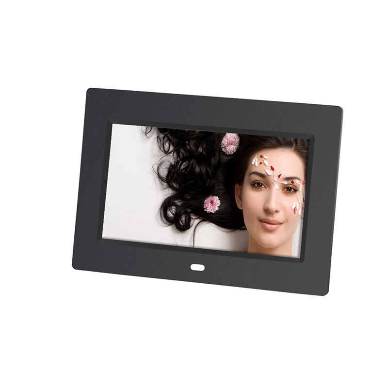 8 Inch Digital Photo Frame LED Backlight High-Definition1024*768 Electronic Album Picture Music Video Porta Retrato Digital image