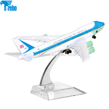 Terebo Metal 16 cm Boeing Airbus passenger aircraft small aircraft model Boeing 737 model toy ornaments collection 45cm resin air china airlines airplane model boeing 737 800 aircraft model b737 phoenix airways airbus aviation model toy b 5422