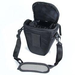Новая нейлоновая водонепроницаемая сумка для камеры, мягкая сумка для переноски для Canon EOS для Nikon D5200 D5100, сумка для хранения цифровой камеры ...