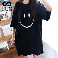 Uug женское платье с коротким рукавом размеры до 4xl