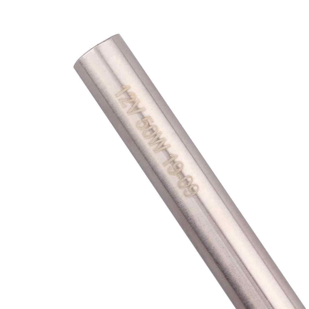 12v 50w 12x150mm SUS304 élément chauffant tubulaire électrique cartouche chauffante
