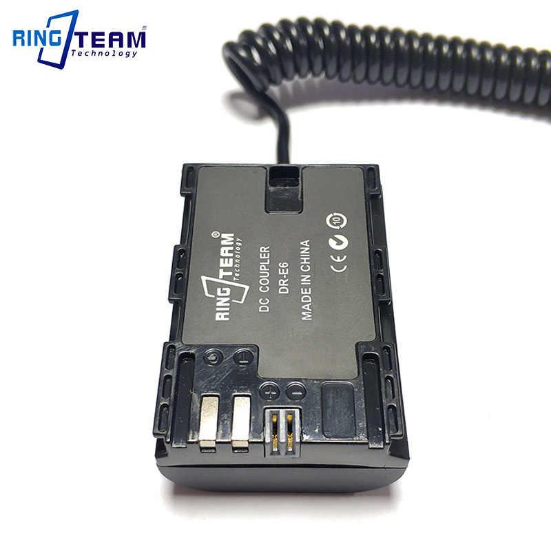 電源 Dc カプラー LP-E6 偽バッテリー BMPCC4K BMPCC 6 18K BMD Blackmagic マイクロシネマカメラビデオ支援ホルダー SmallHD モニター