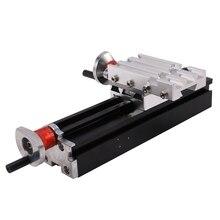 Metal Cross Table Maximum Line X Axis 145mm Y Axis 32mm Tool Metal Mini Machine