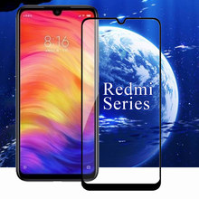 9H Tempered Glass For Xiaomi Redmi Note 7 8 2019 Glass Protective On For Xiomi Redmi 6 Pro 5a 6a Screen Protector Xaiomi Xioami(China)