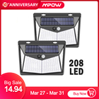 Outdoor 208 LED Sola...